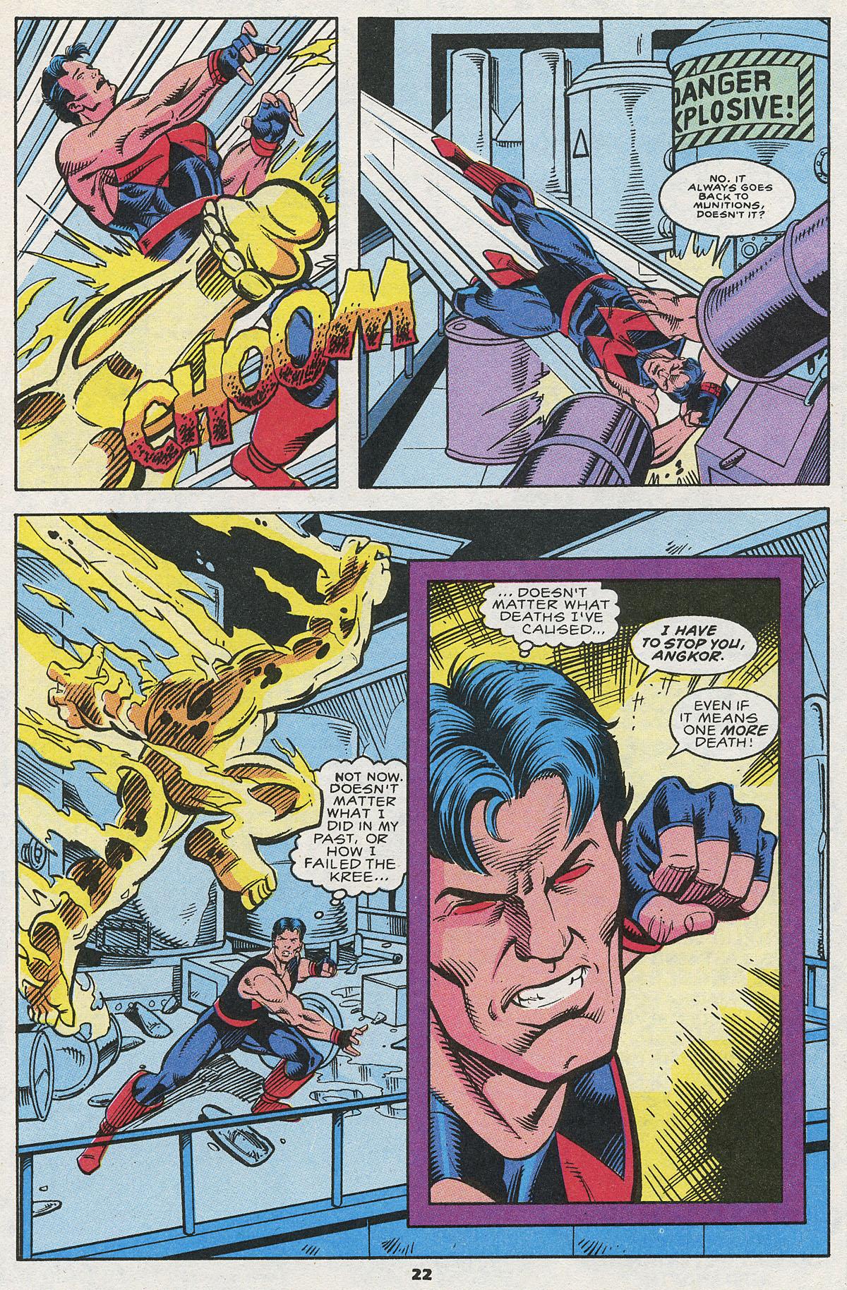 Read online Wonder Man (1991) comic -  Issue #12 - 17