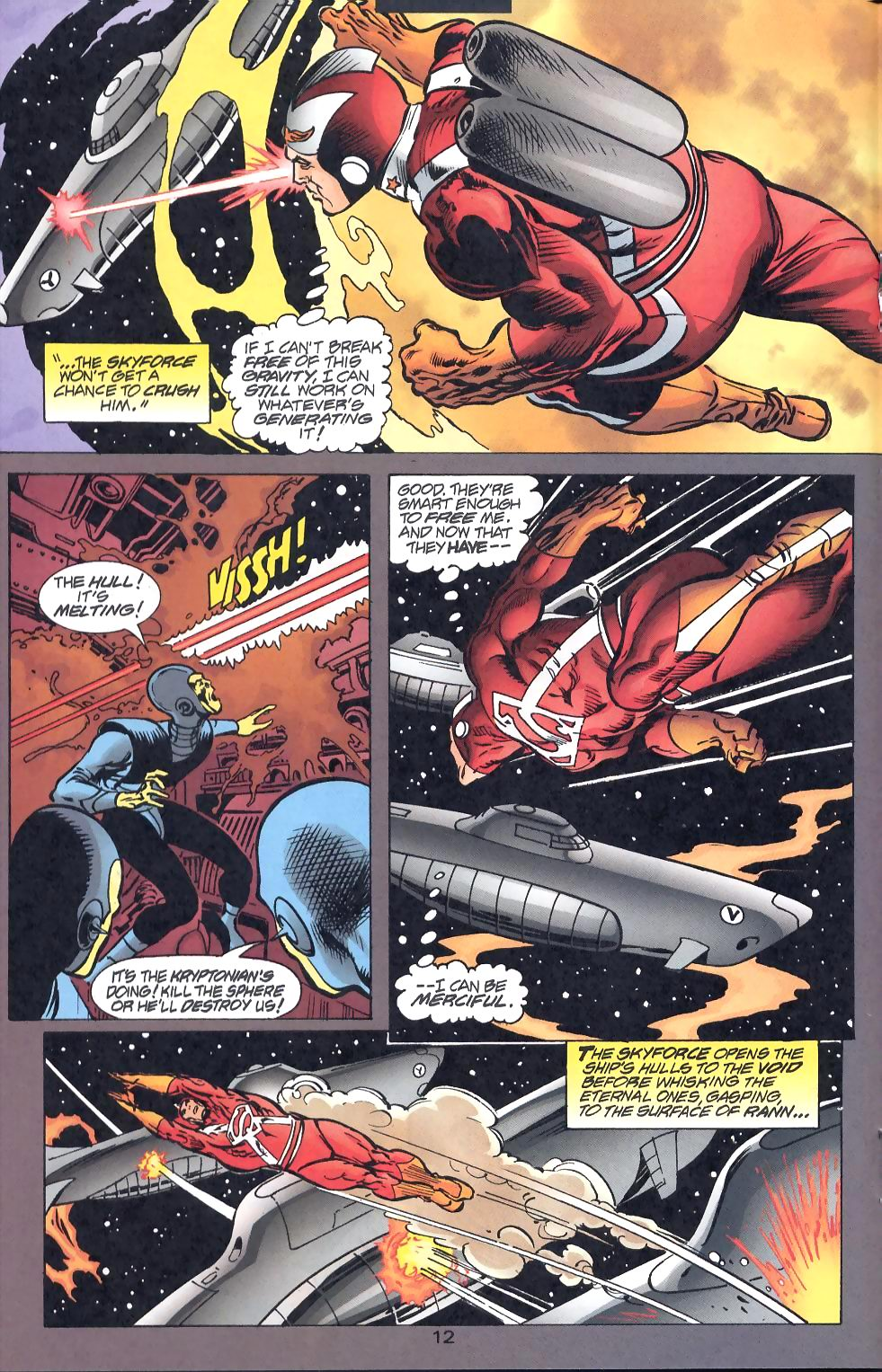 Read online Adventures of Superman (1987) comic -  Issue #570 - 14