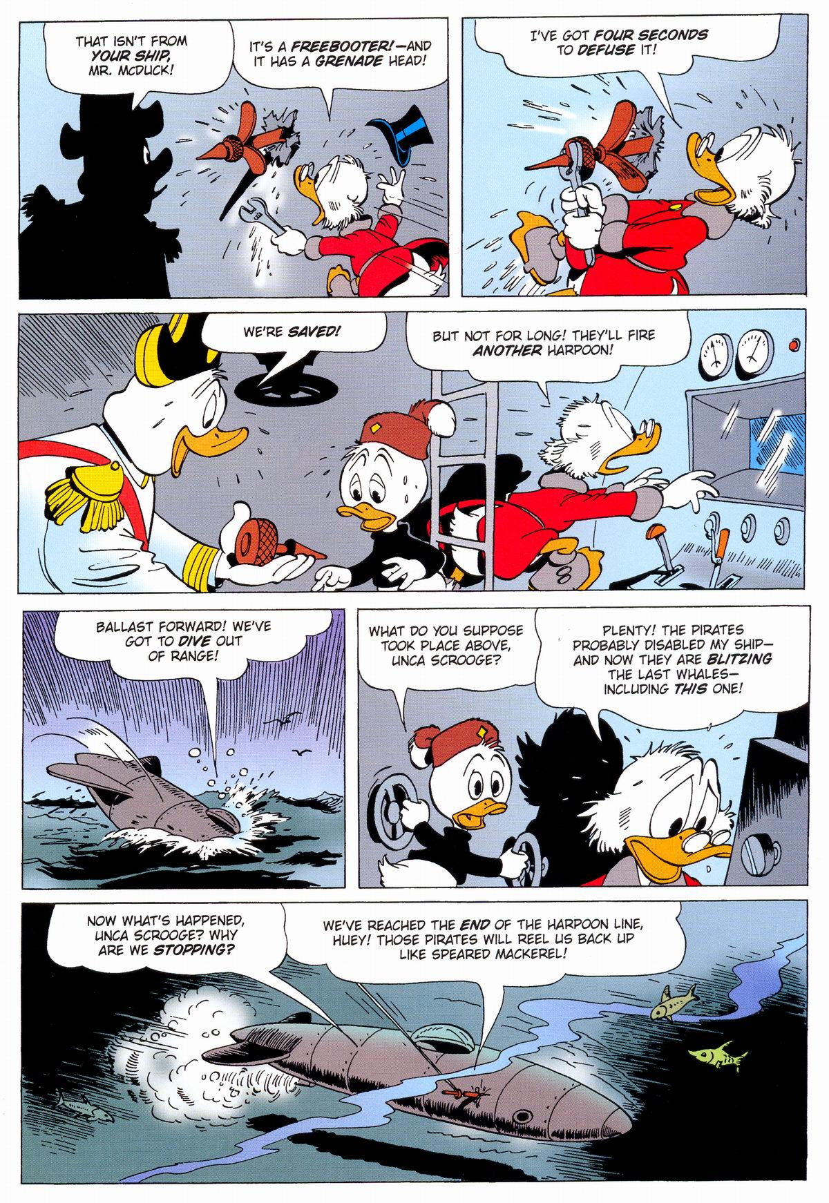 Read online Uncle Scrooge (1953) comic -  Issue #331 - 45