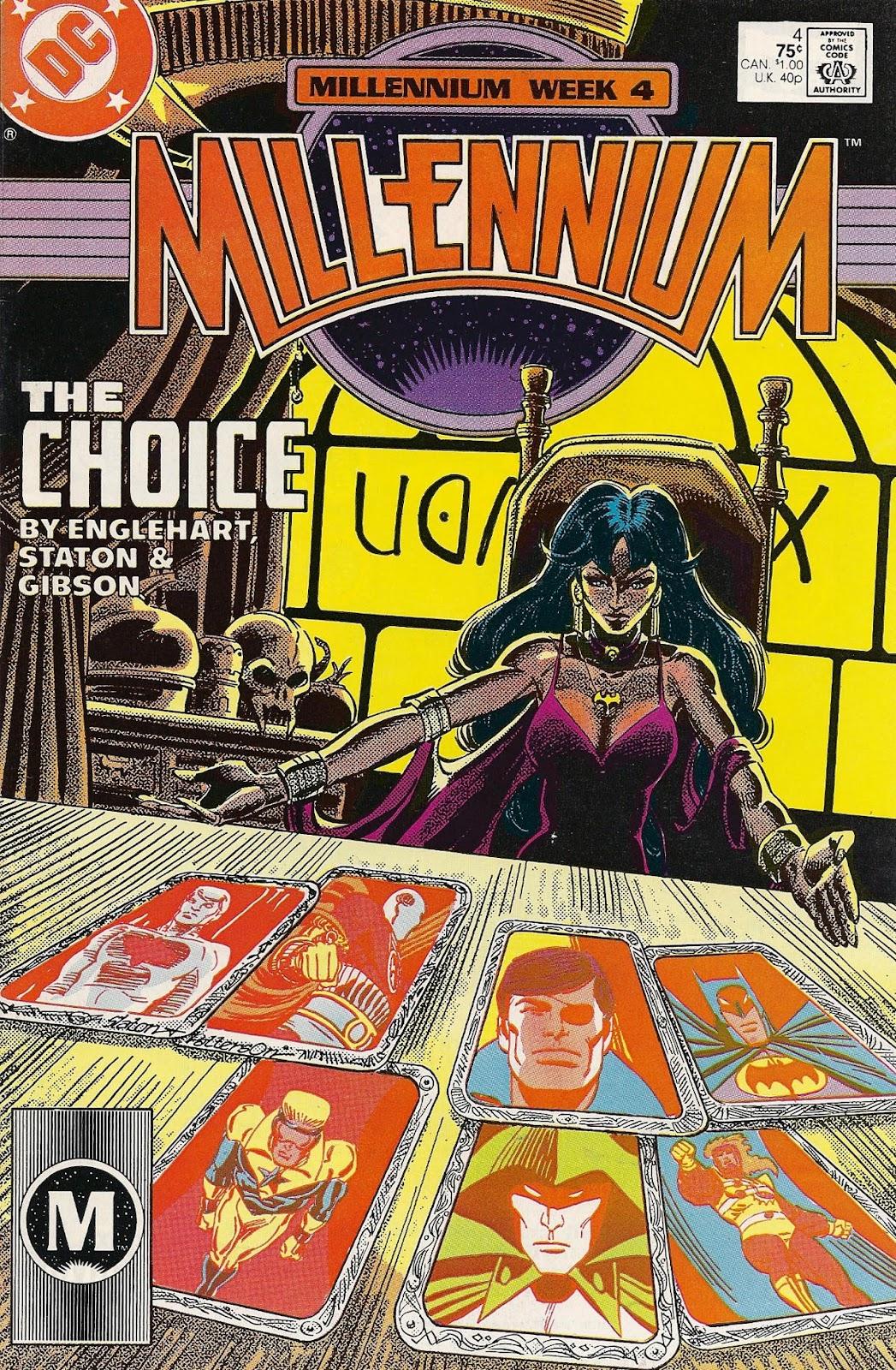 Millennium (1988) issue 4 - Page 1