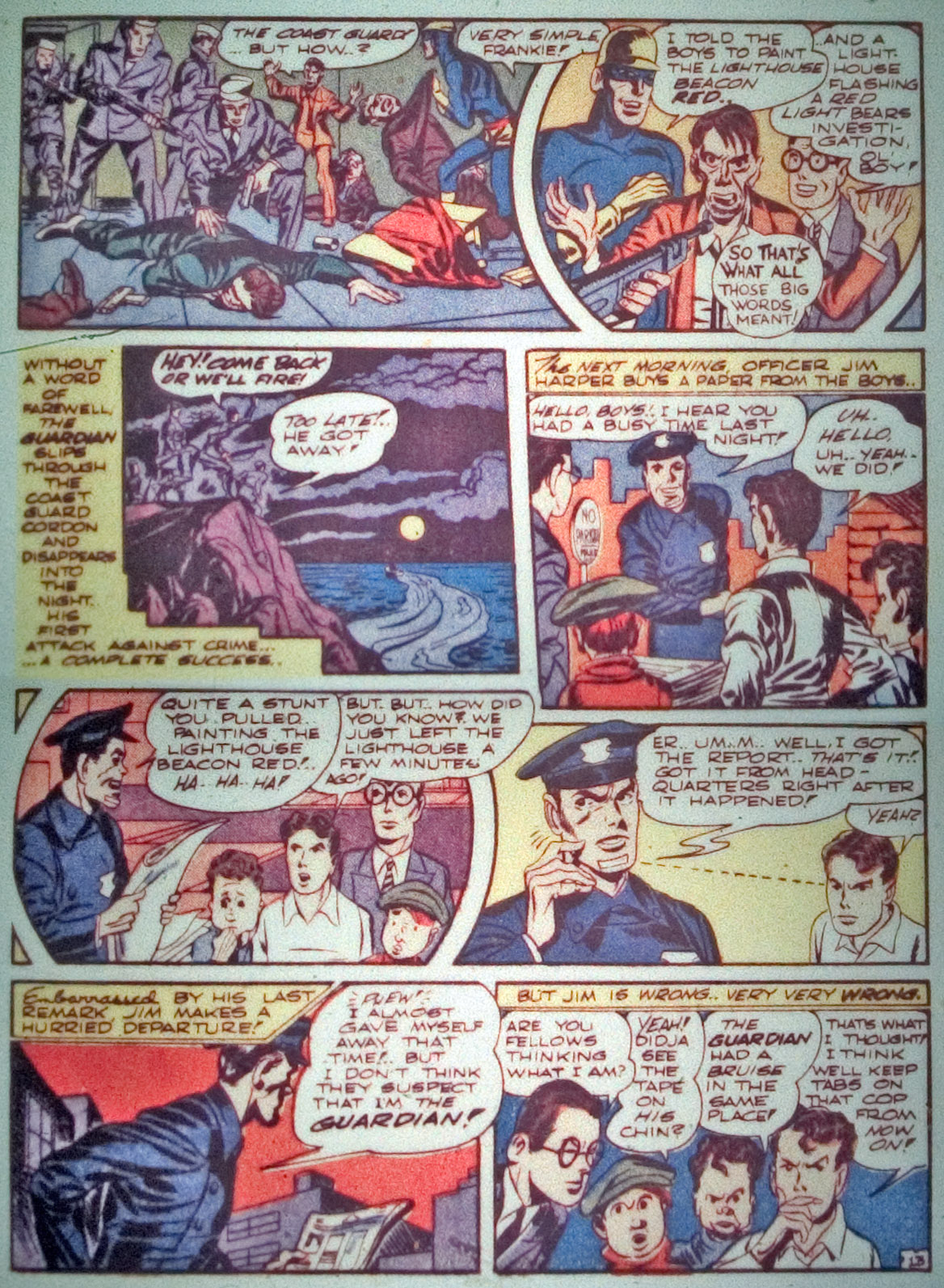 Star Spangled Comics (1941) issue 7 - Page 15