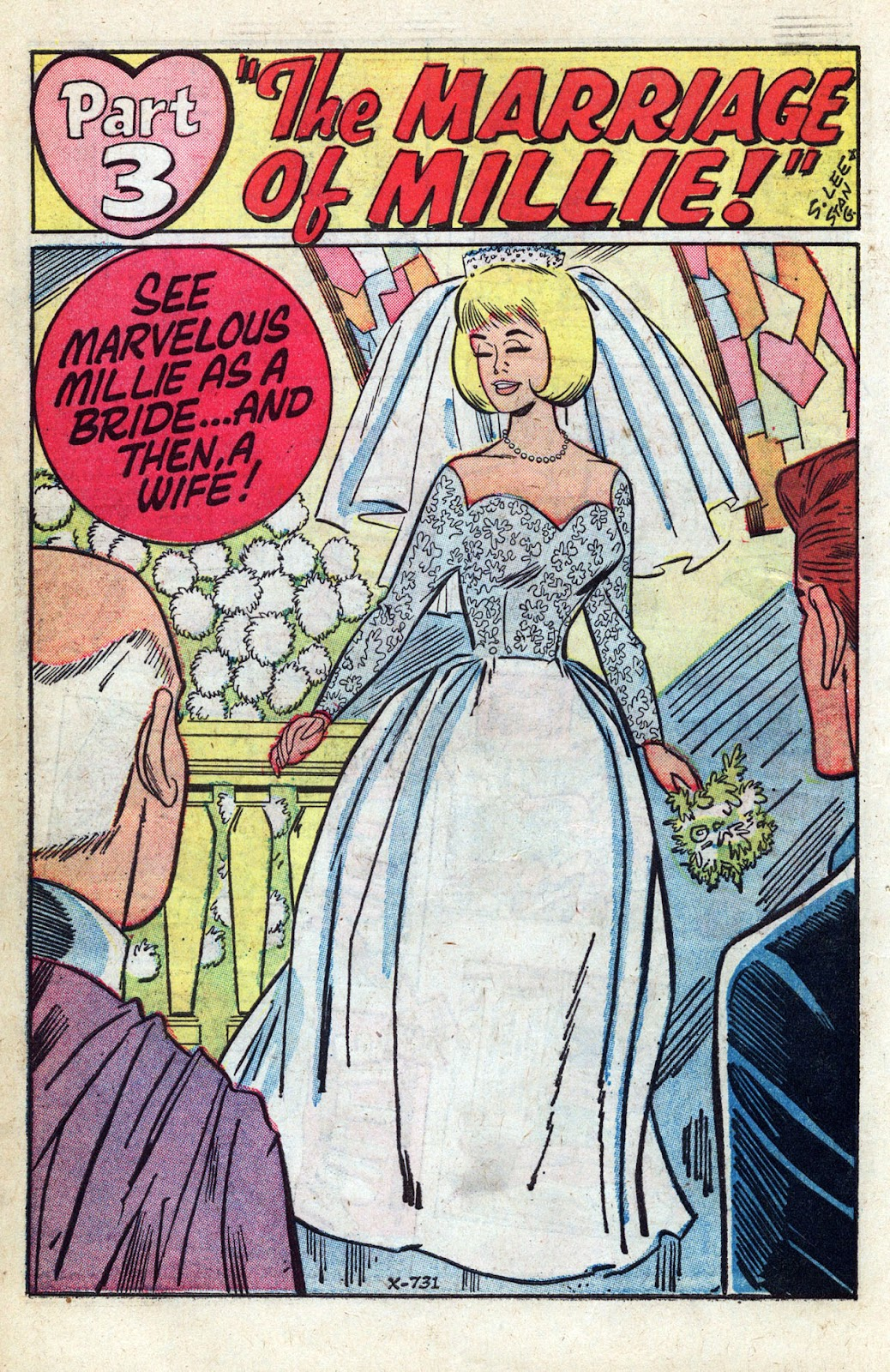 Read online Millie the Model comic -  Issue # Annual 3 - 38