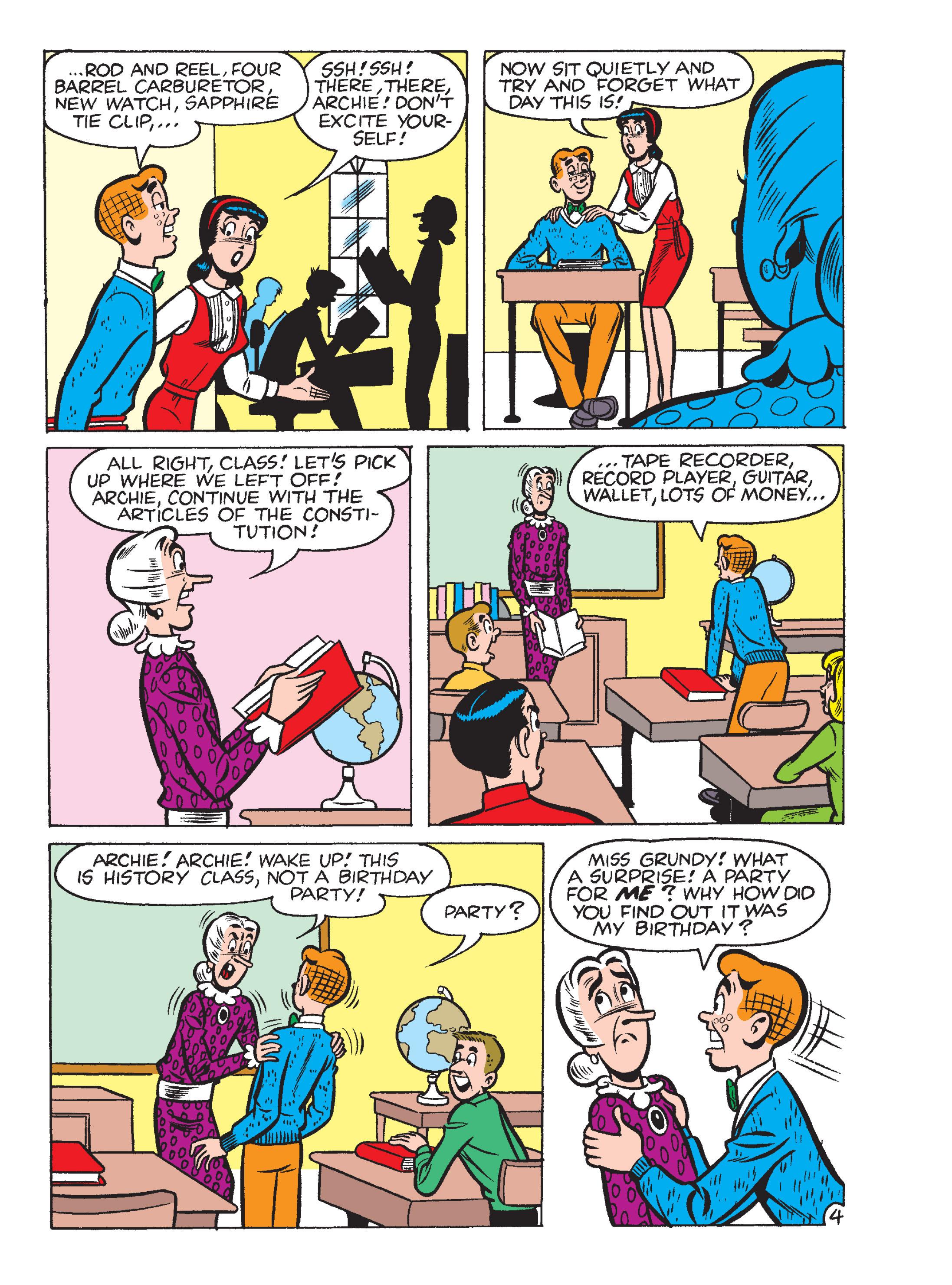 Read online Archie 1000 Page Comics Blowout! comic -  Issue # TPB (Part 1) - 158
