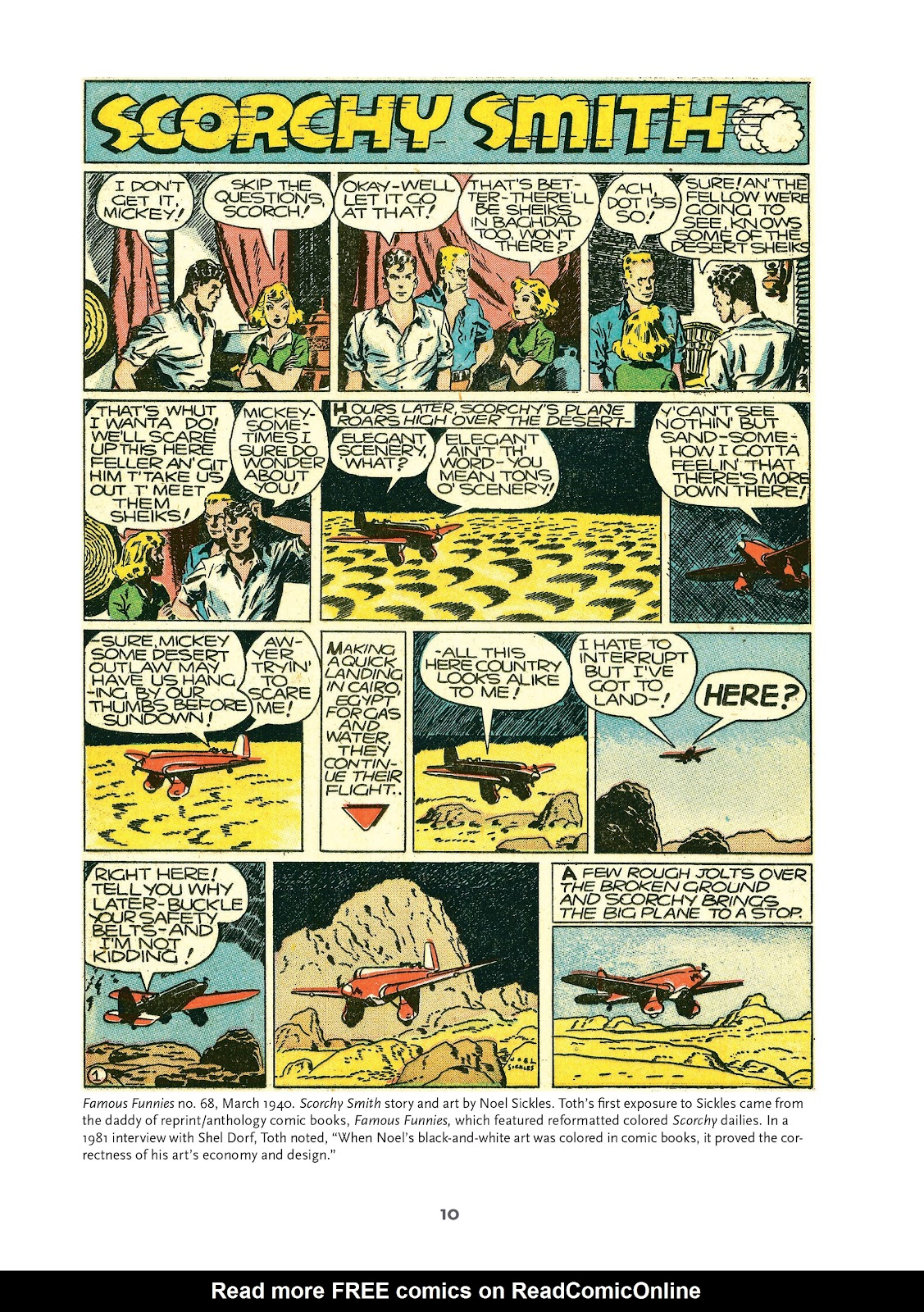 Read online Setting the Standard: Comics by Alex Toth 1952-1954 comic -  Issue # TPB (Part 1) - 9
