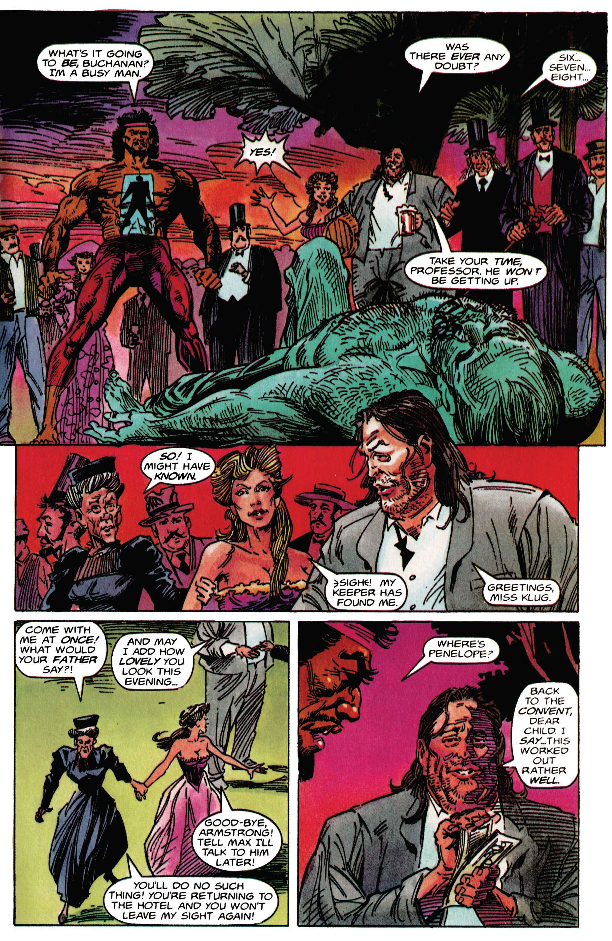 Read online Shadowman (1992) comic -  Issue # _TPB 1 - 26