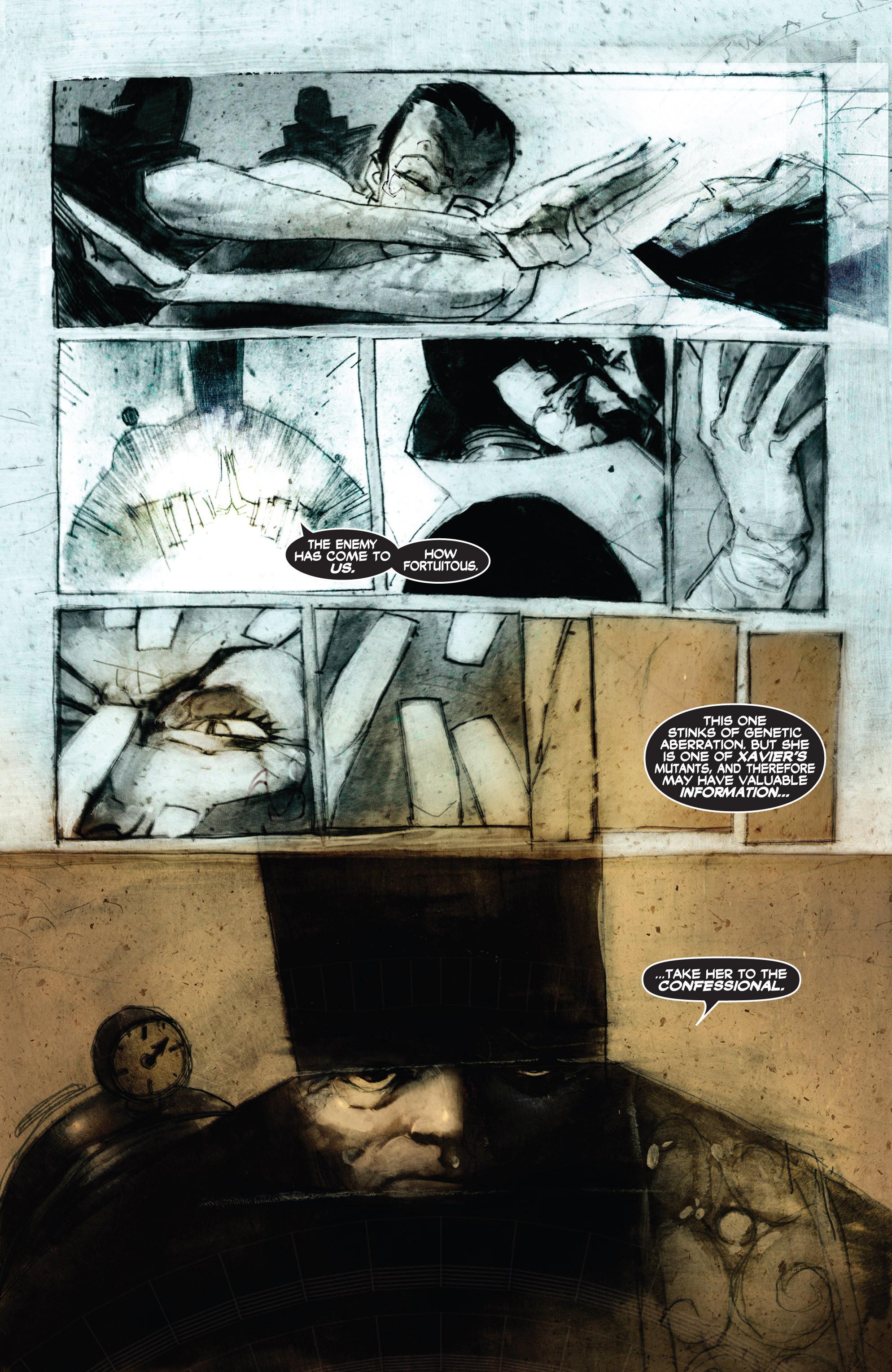Read online Uncanny X-Men (1963) comic -  Issue #400 - 17