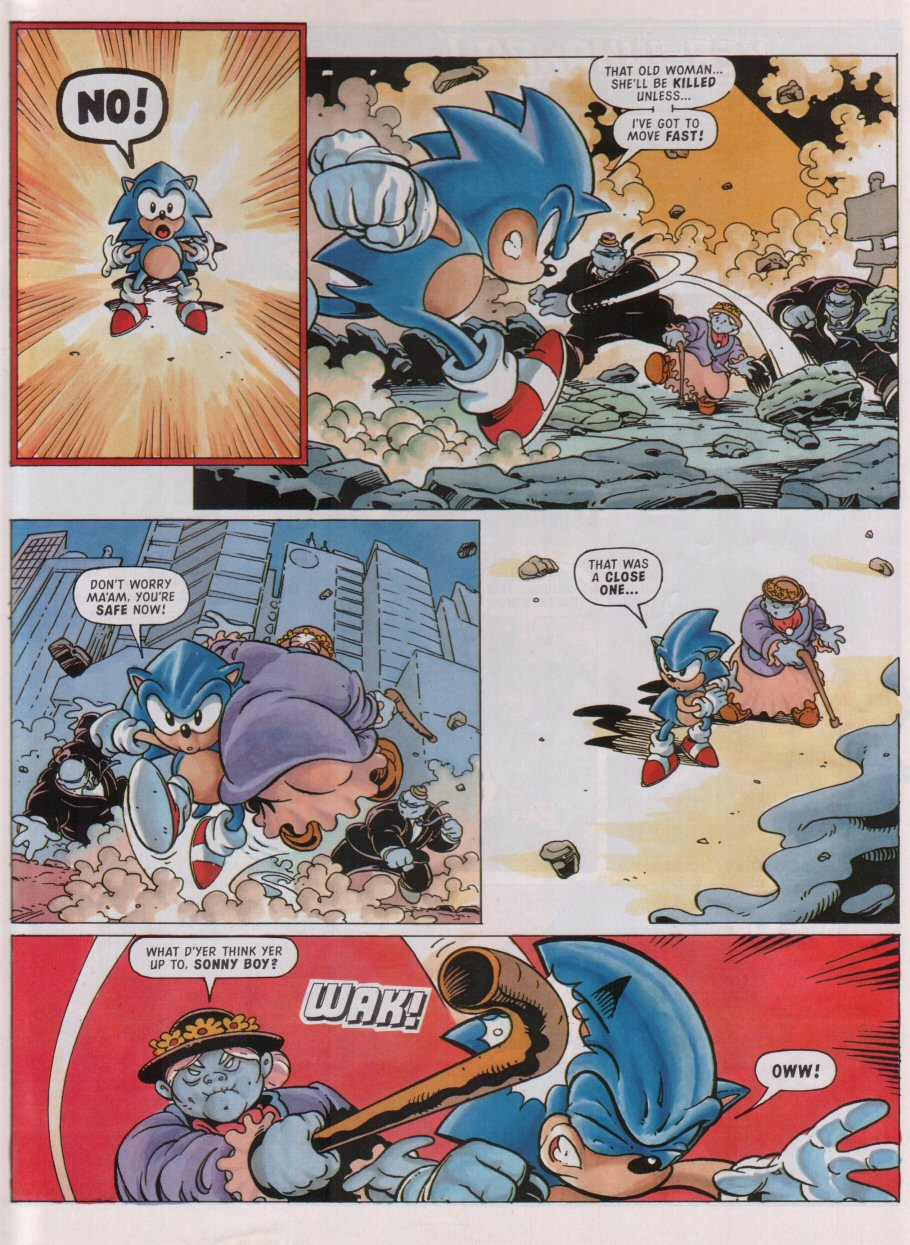 Read online Sonic the Comic comic -  Issue #95 - 8