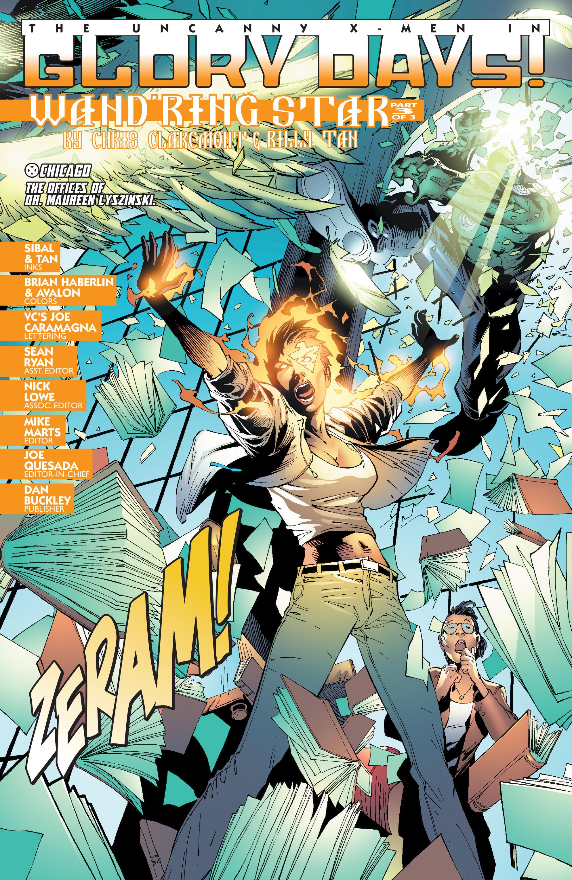 Read online Uncanny X-Men (1963) comic -  Issue #471 - 5