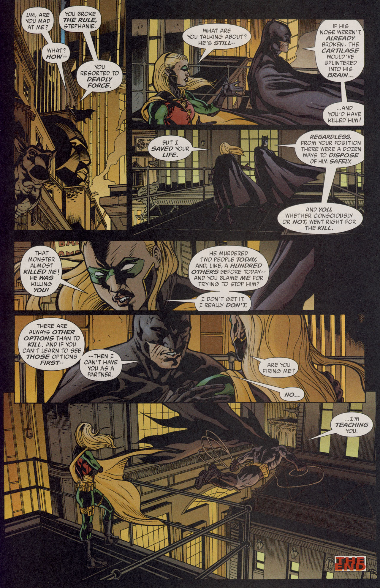 Read online Batman War Drums comic -  Issue # TPB - 199