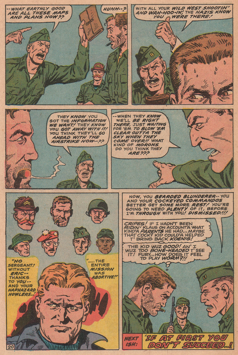 Read online Sgt. Fury comic -  Issue #77 - 30