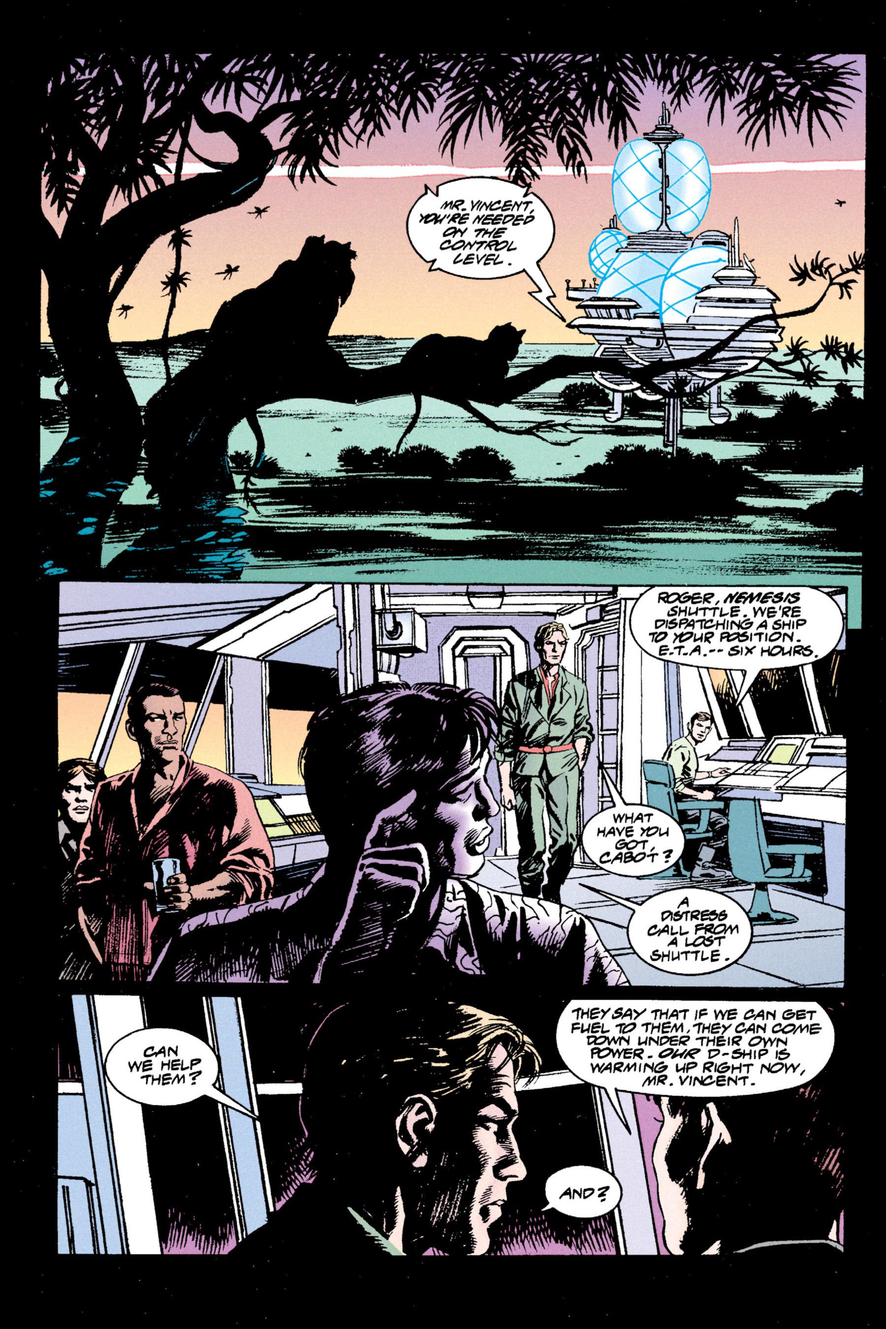 Read online Aliens vs. Predator Omnibus comic -  Issue # _TPB 1 Part 3 - 49