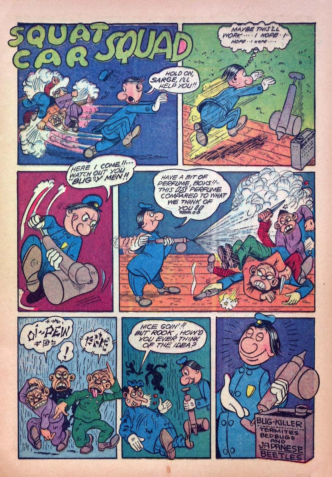 Read online Joker Comics comic -  Issue #4 - 17