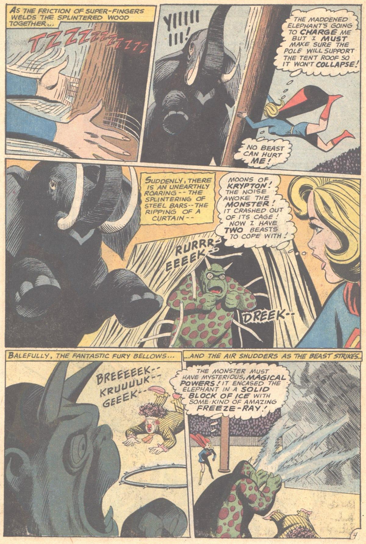 Read online Adventure Comics (1938) comic -  Issue #386 - 6