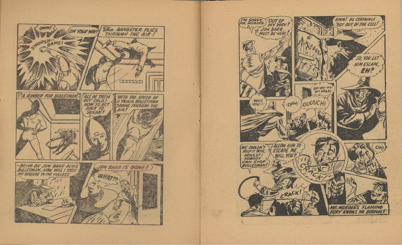 Bulletman issue 11 - Page 5