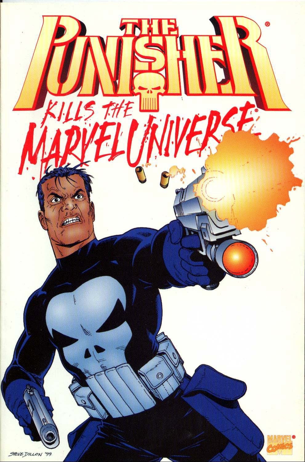 Punisher Kills the Marvel Universe 1 Page 1