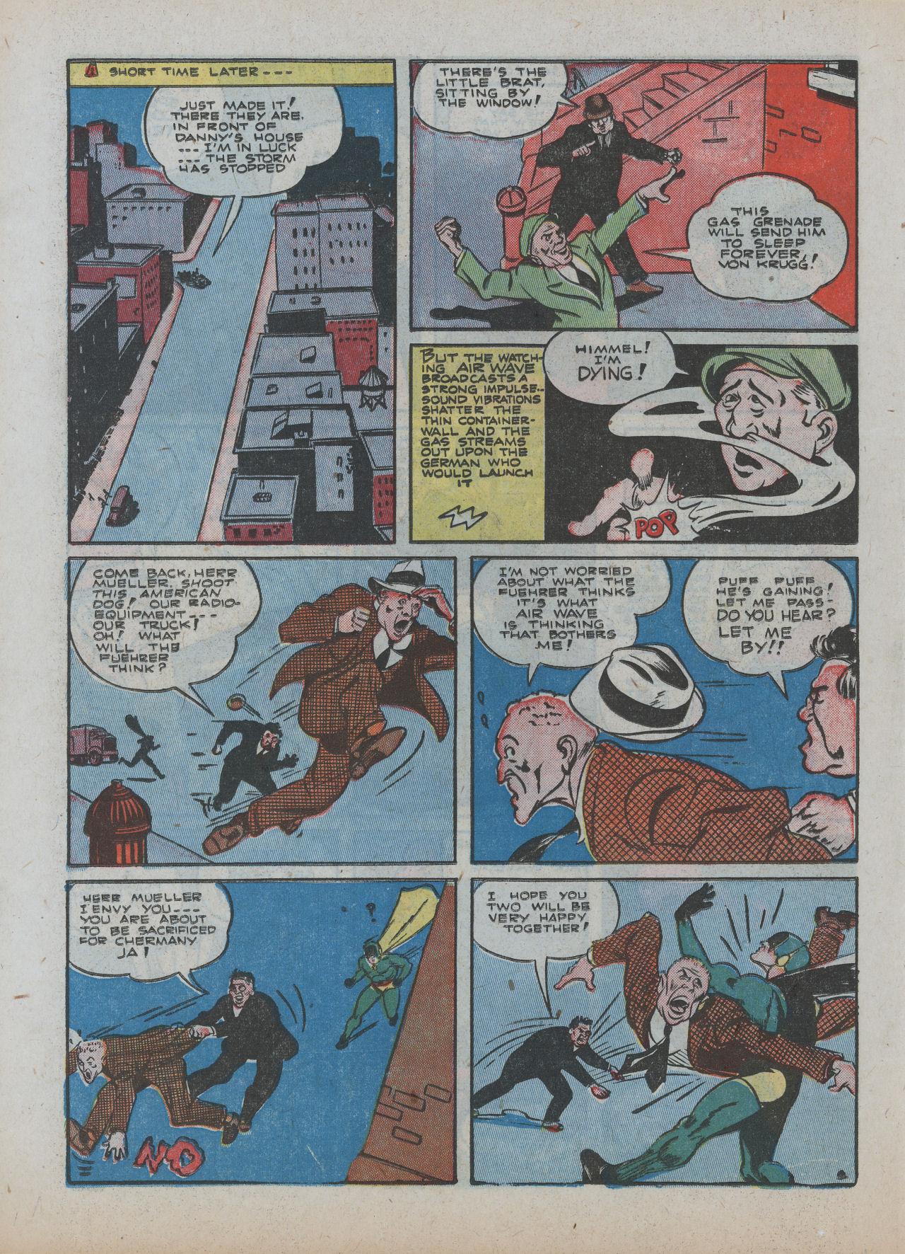 Read online Detective Comics (1937) comic -  Issue #63 - 48