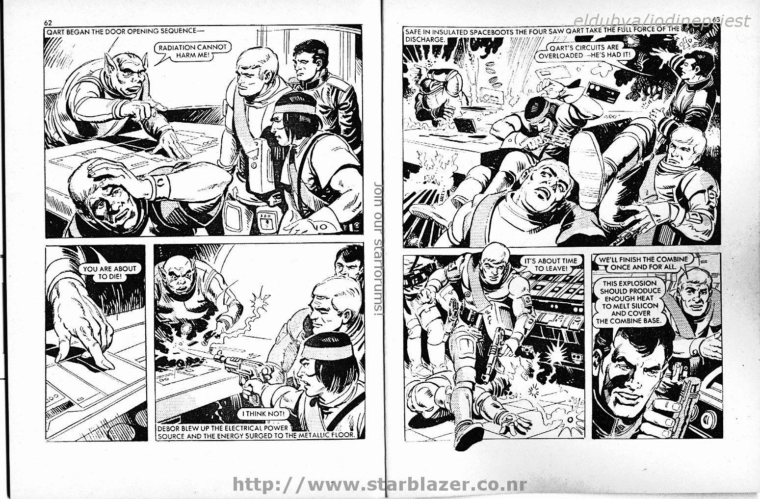Starblazer issue 101 - Page 33