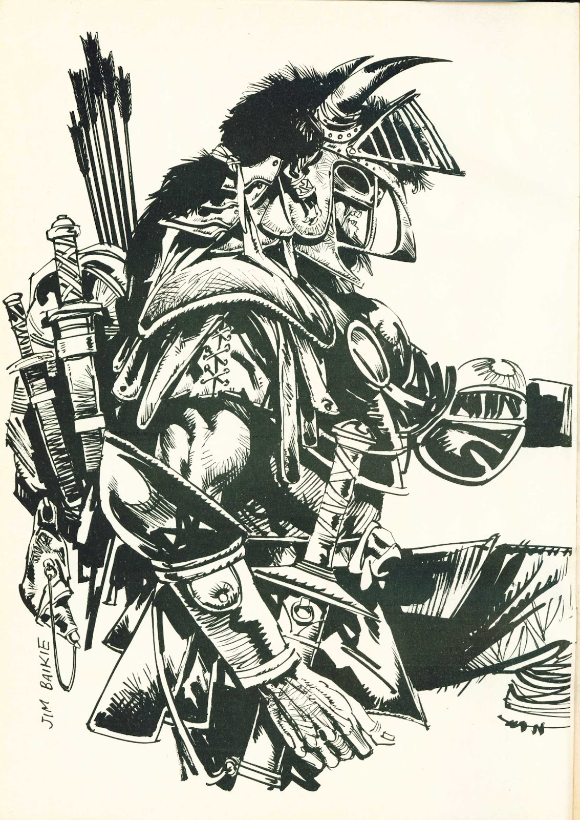 Warrior Issue #2 #3 - English 2