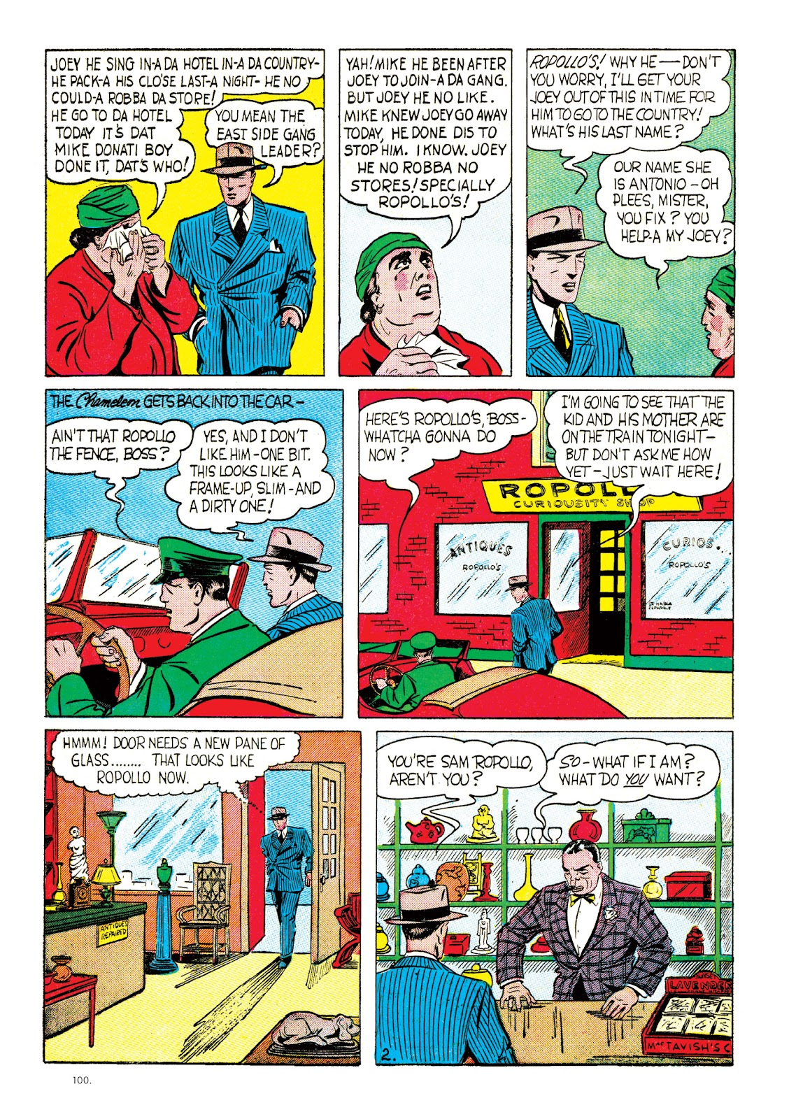Read online The Bill Everett Archives comic -  Issue # TPB 2 (Part 2) - 1