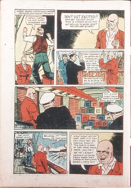 Read online Amazing Man Comics comic -  Issue #9 - 61
