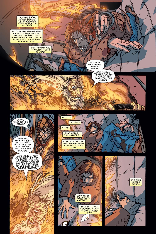 Read online Amazing Fantasy (2004) comic -  Issue #14 - 15