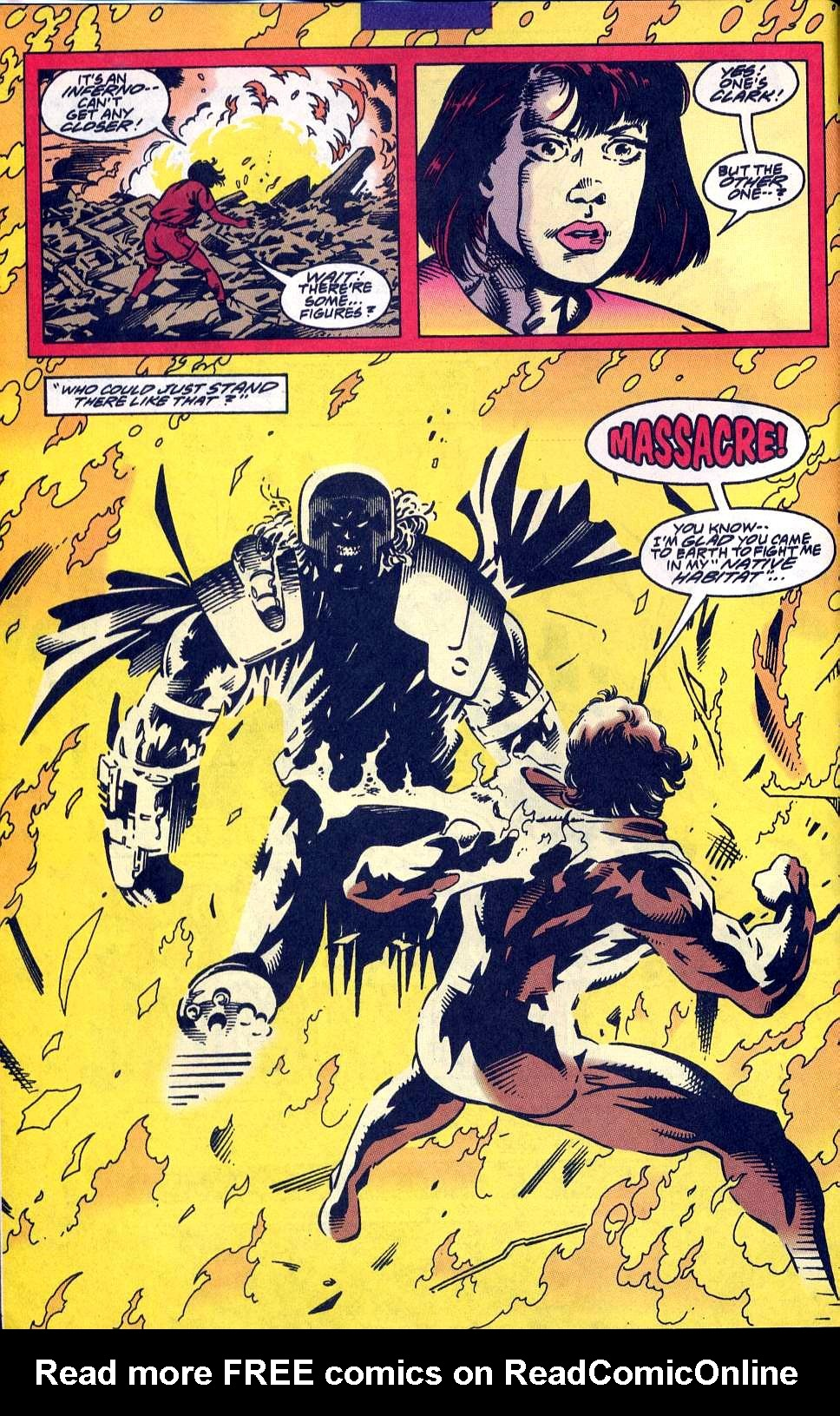 Read online Adventures of Superman (1987) comic -  Issue #515 - 6