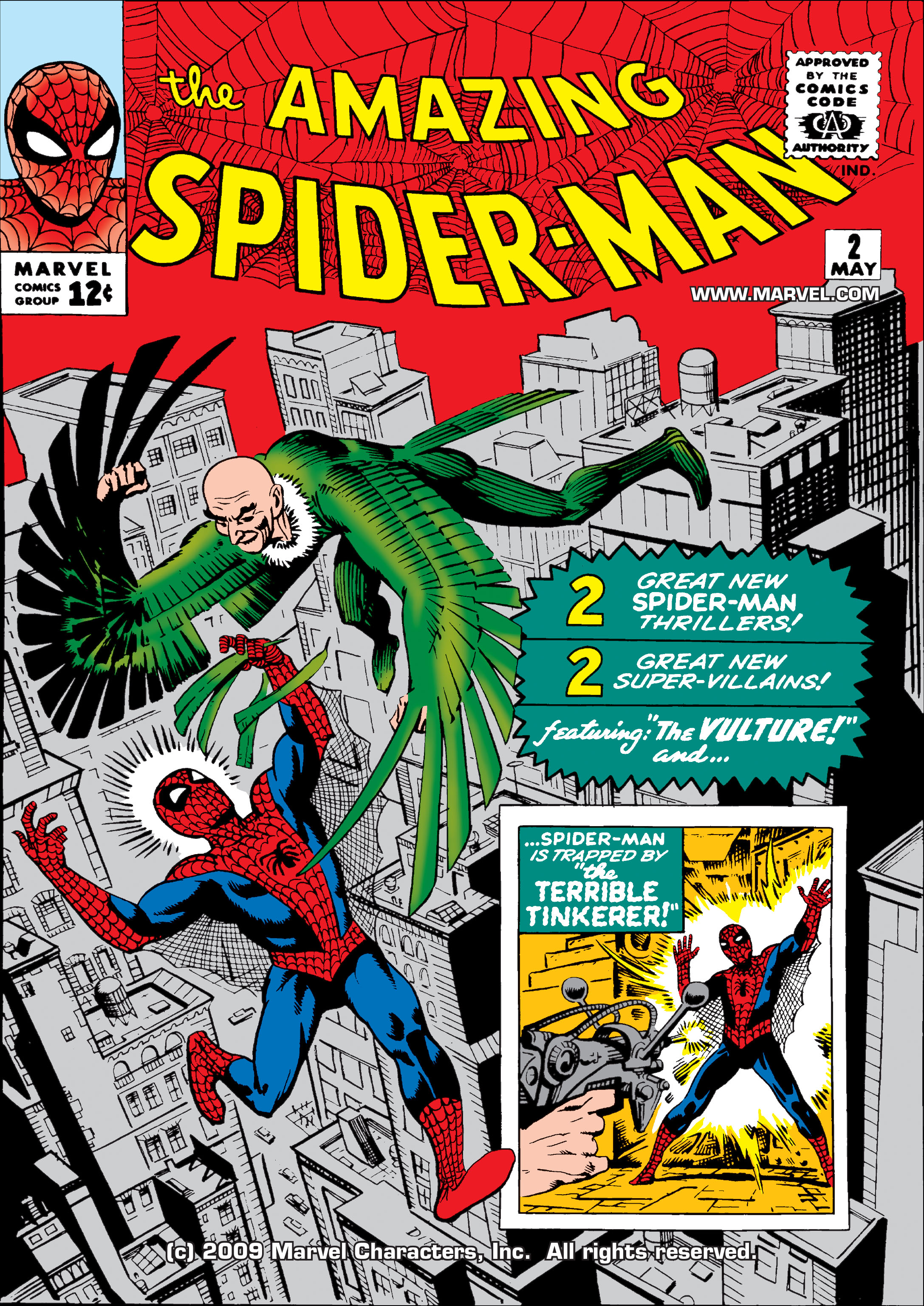 The Amazing Spider-Man (1963) 2 Page 0