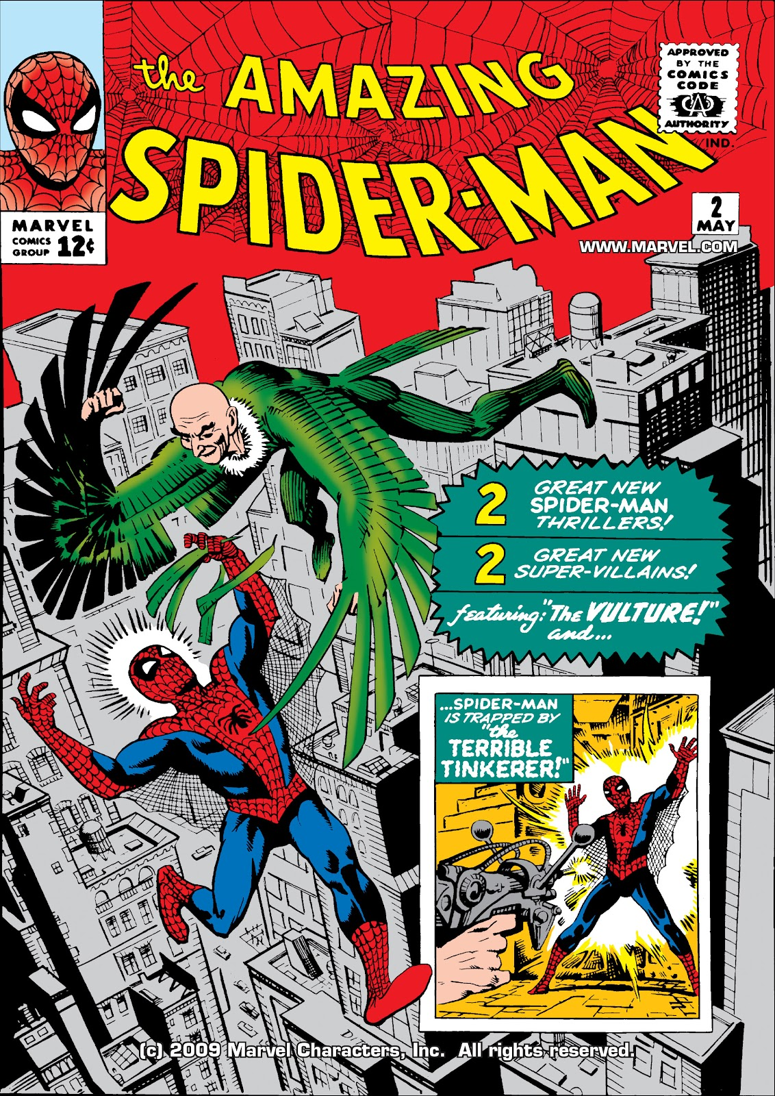 The Amazing Spider-Man (1963) 2 Page 1