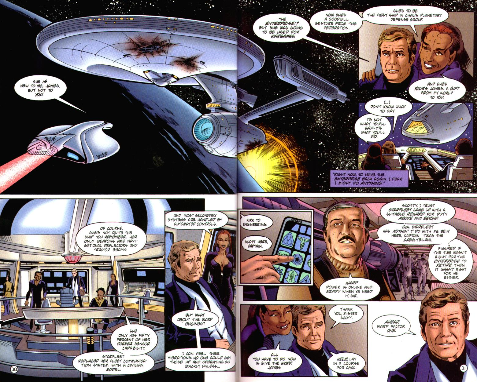 Read online Star Trek: The Ashes of Eden comic -  Issue # Full - 35