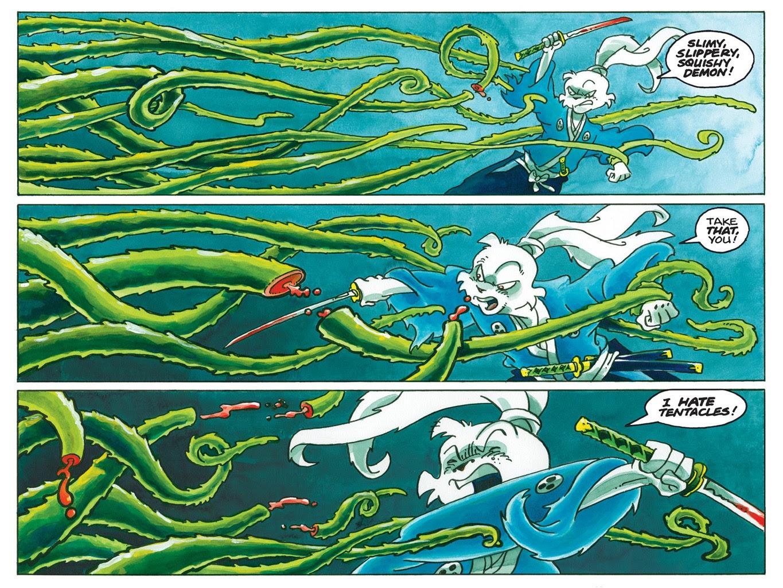 Read online Usagi Yojimbo: Yokai comic -  Issue # Full - 32