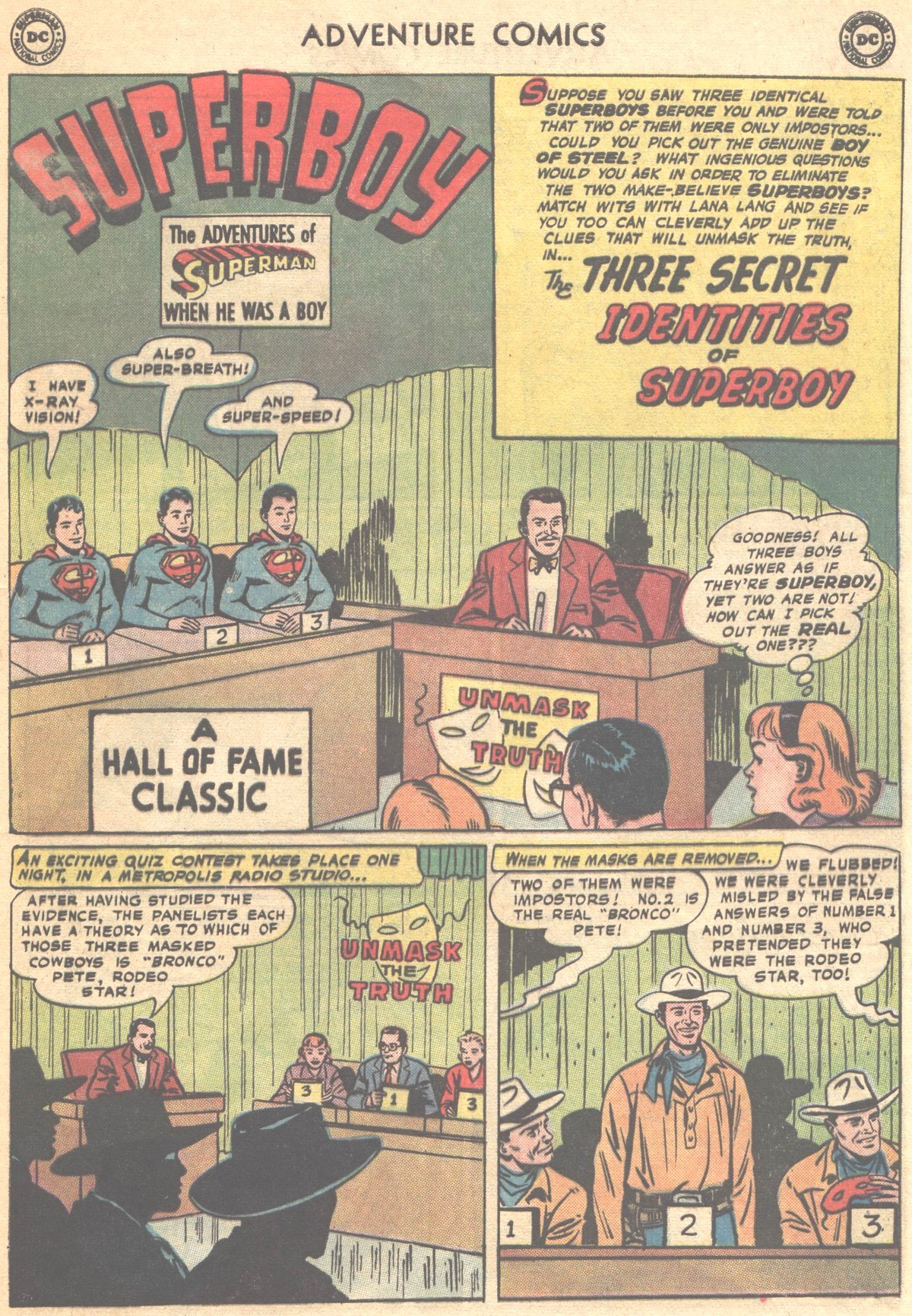 Read online Adventure Comics (1938) comic -  Issue #324 - 25