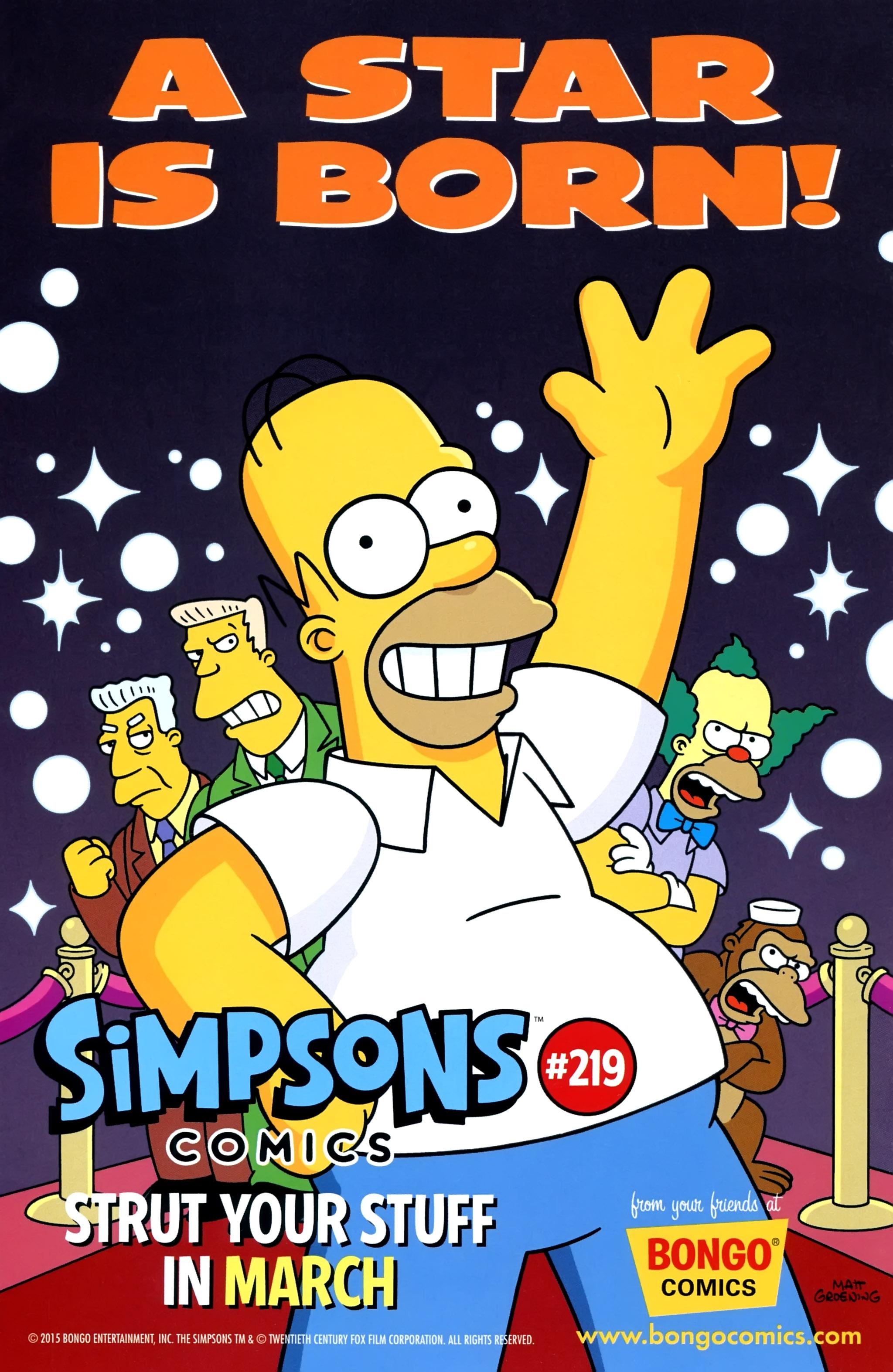 Read online Simpsons Comics Presents Bart Simpson comic -  Issue #95 - 18