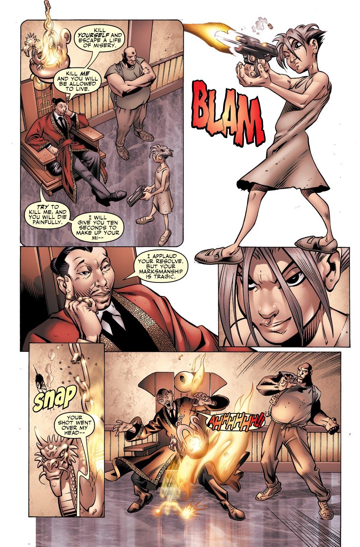 Read online Wonder Man (2007) comic -  Issue #2 - 17