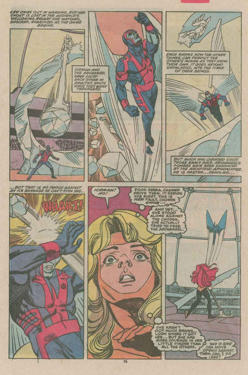 Read online X-Factor (1986) comic -  Issue #49 - 11