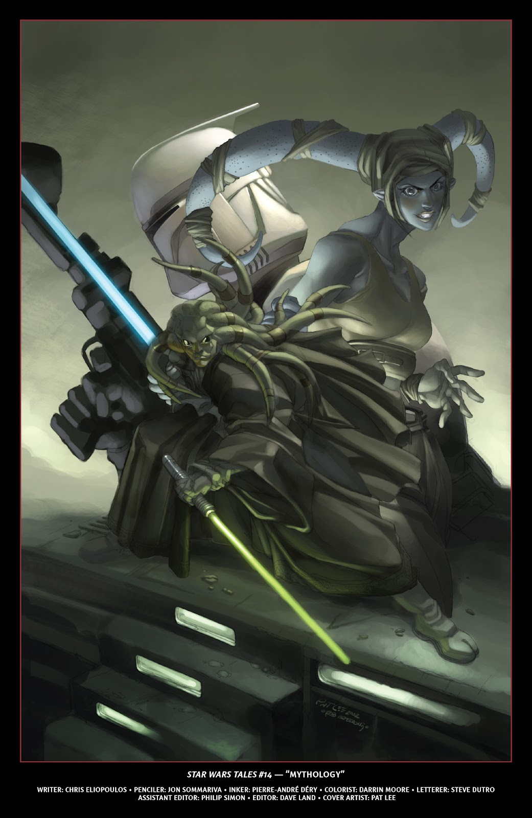 Read online Star Wars Legends: Rise of the Sith - Epic Collection comic -  Issue # TPB 1 (Part 2) - 99