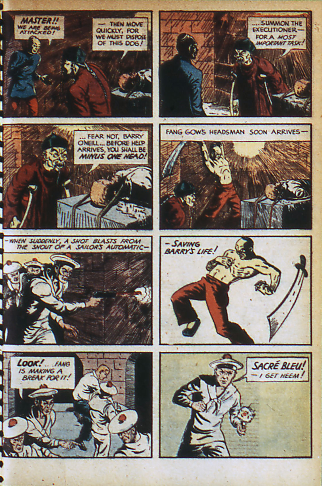 Read online Adventure Comics (1938) comic -  Issue #37 - 6