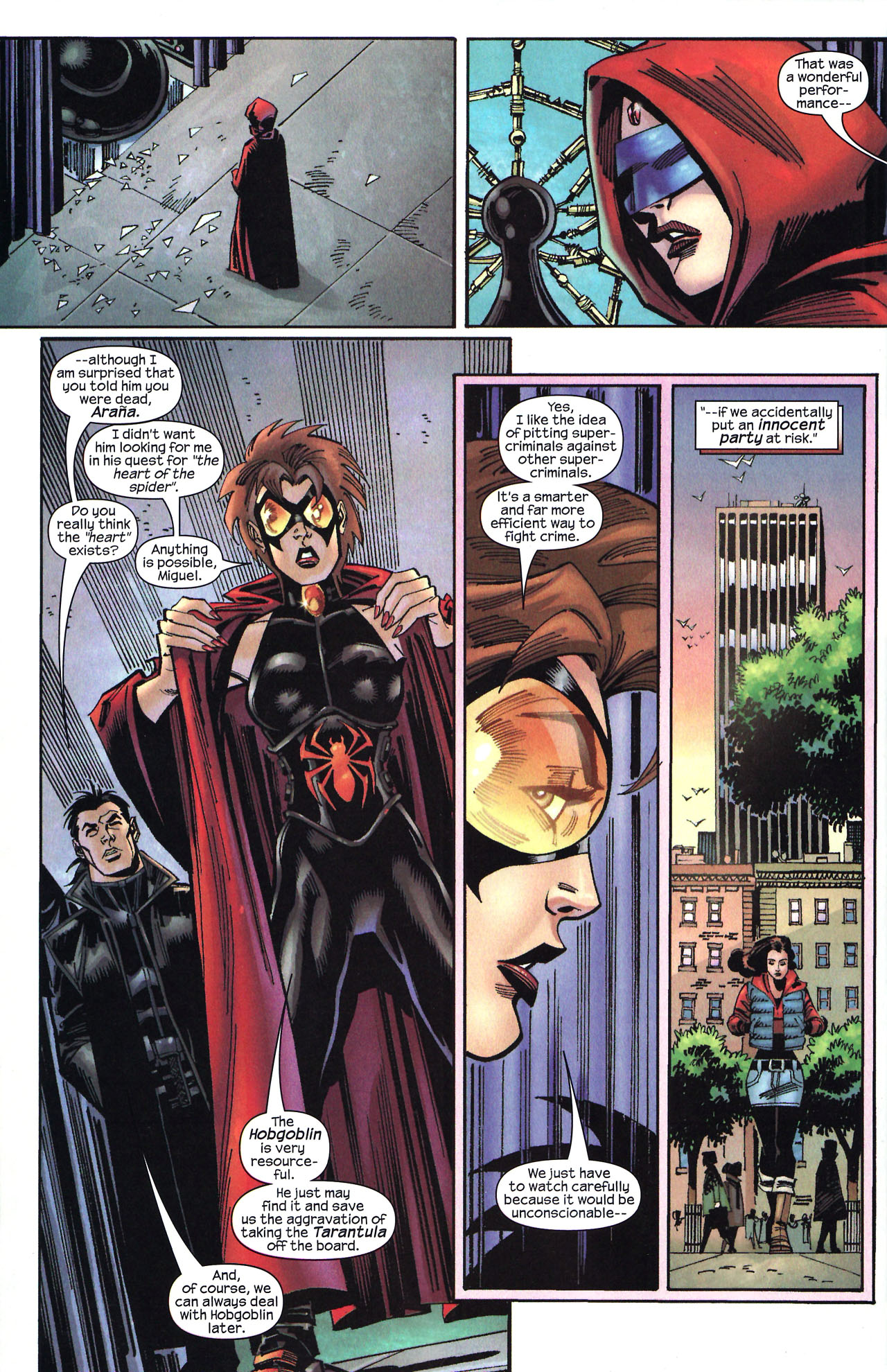 Read online Amazing Spider-Girl comic -  Issue #14 - 21