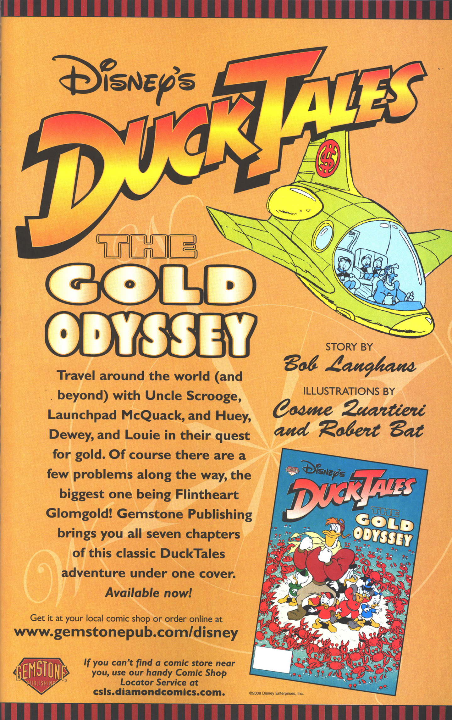 Read online Uncle Scrooge (1953) comic -  Issue #383 - 65