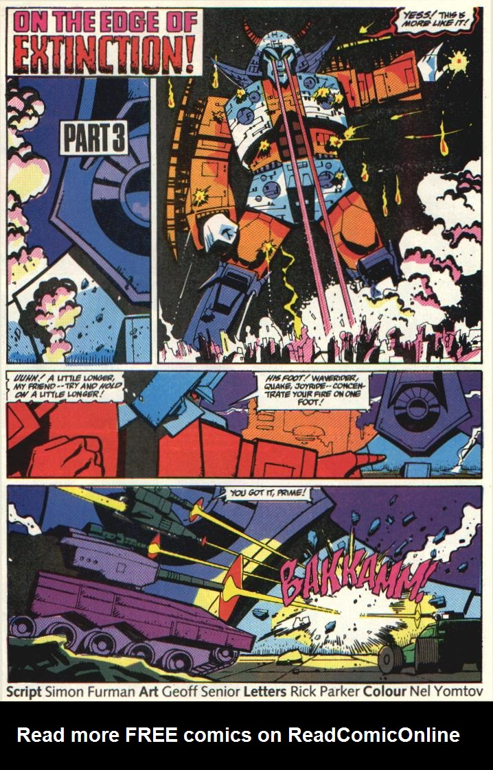 The Transformers (UK) 321 Page 2
