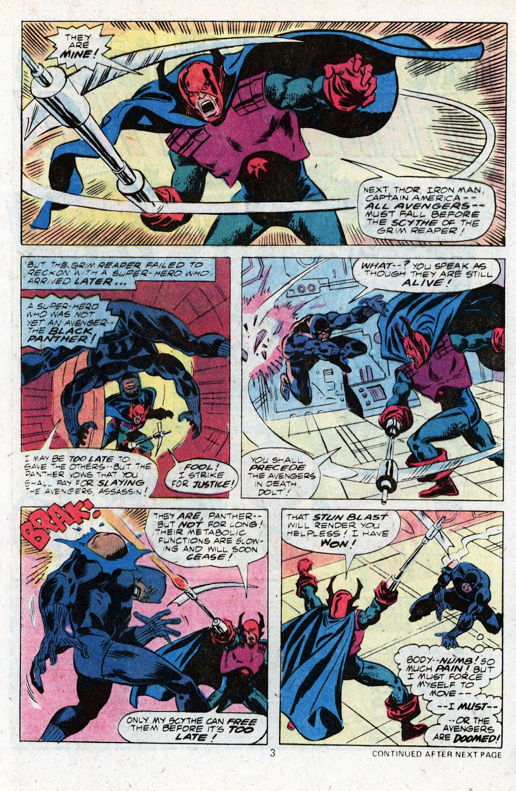 Marvel Triple Action (1972) issue 45 - Page 5