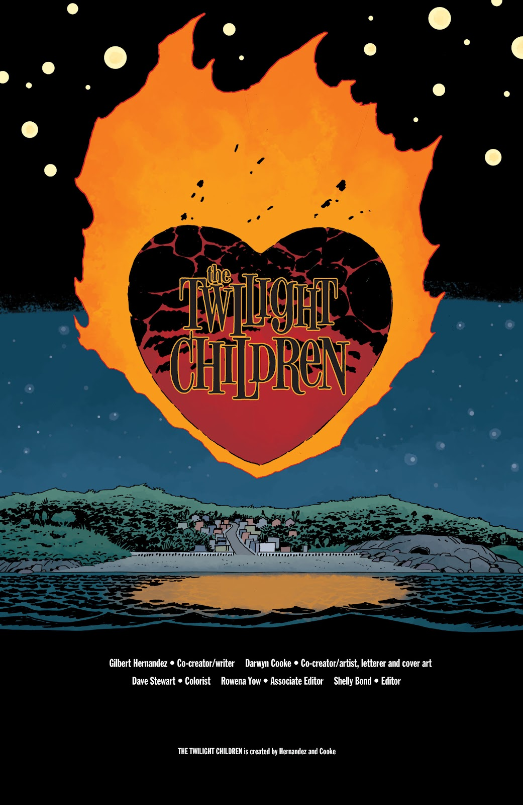 Read online The Twilight Children comic -  Issue #4 - 2