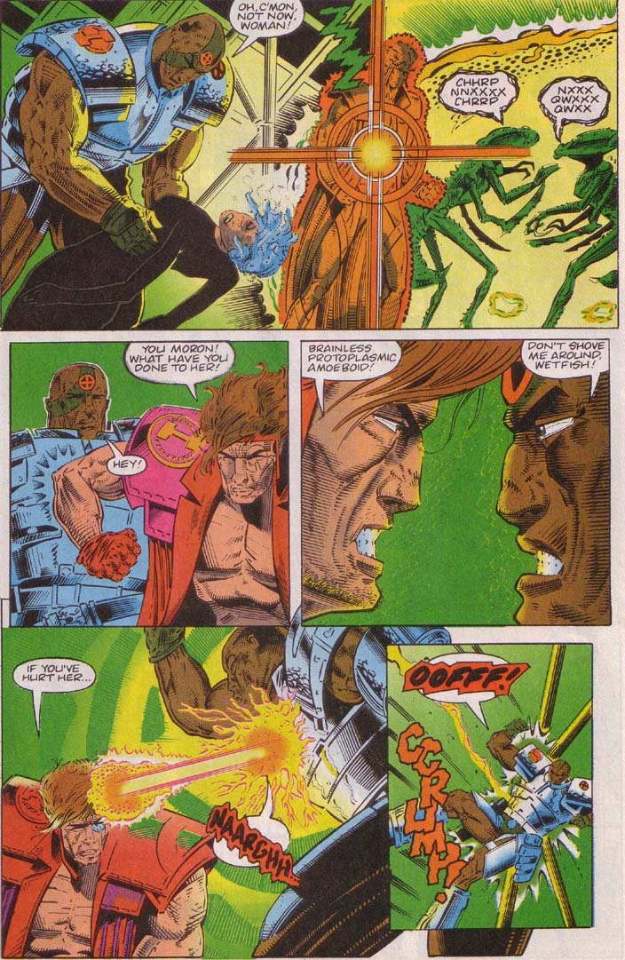 Read online Cyberspace 3000 comic -  Issue #3 - 8