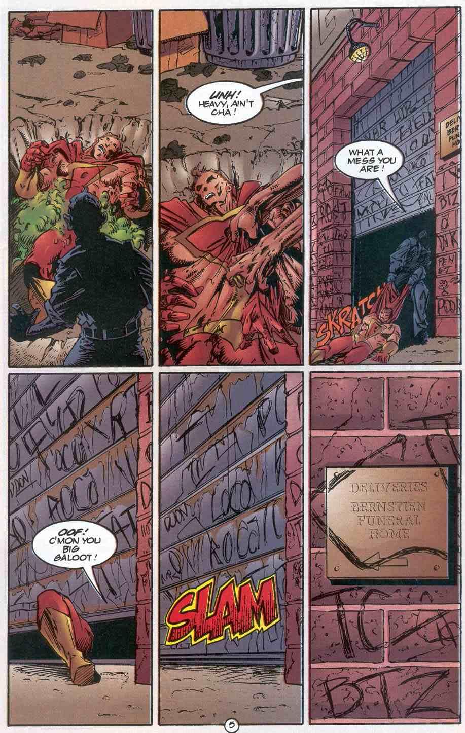 Read online Ultraverse Premiere comic -  Issue #3 - 7
