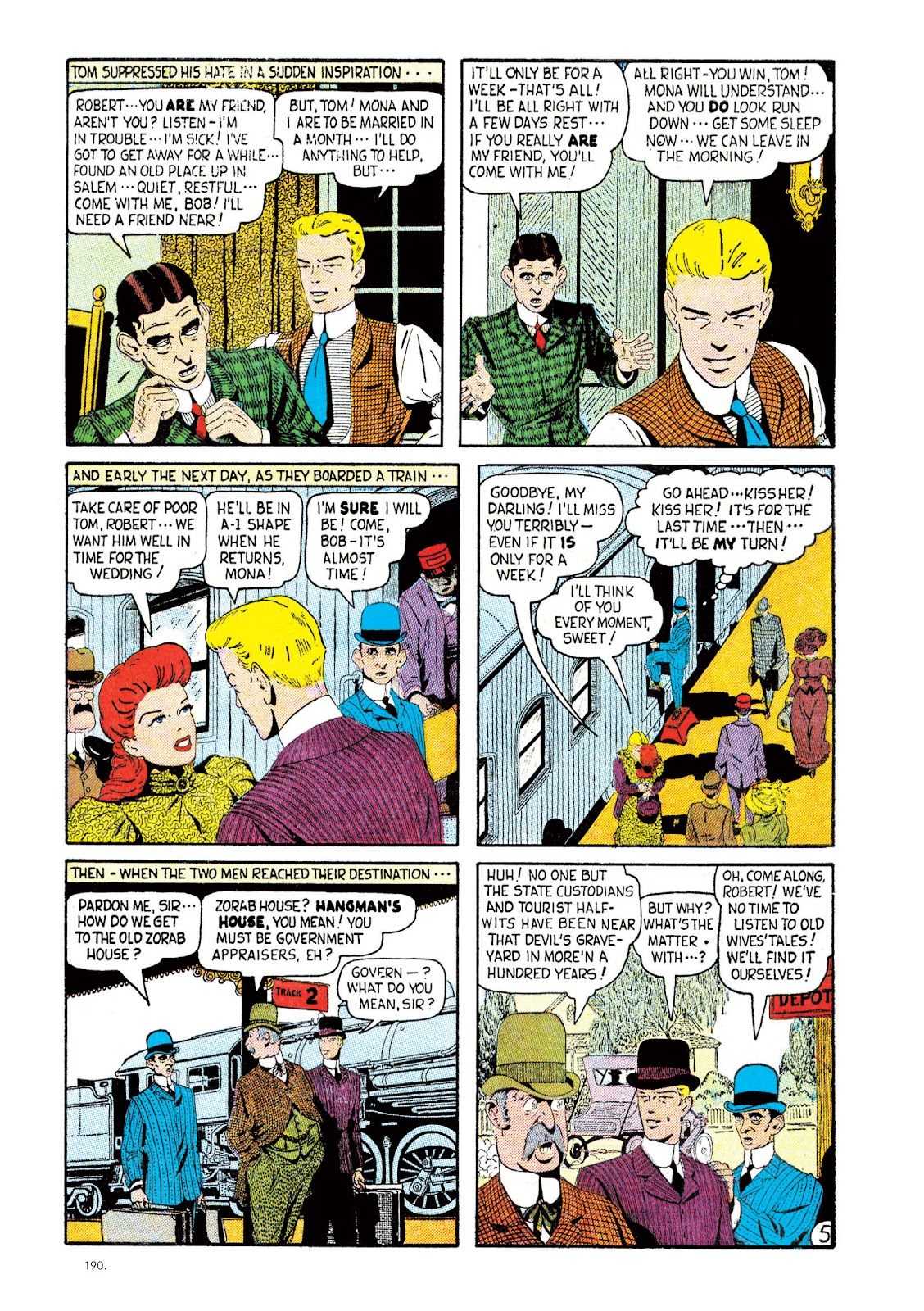 Read online The Bill Everett Archives comic -  Issue # TPB 2 (Part 2) - 88