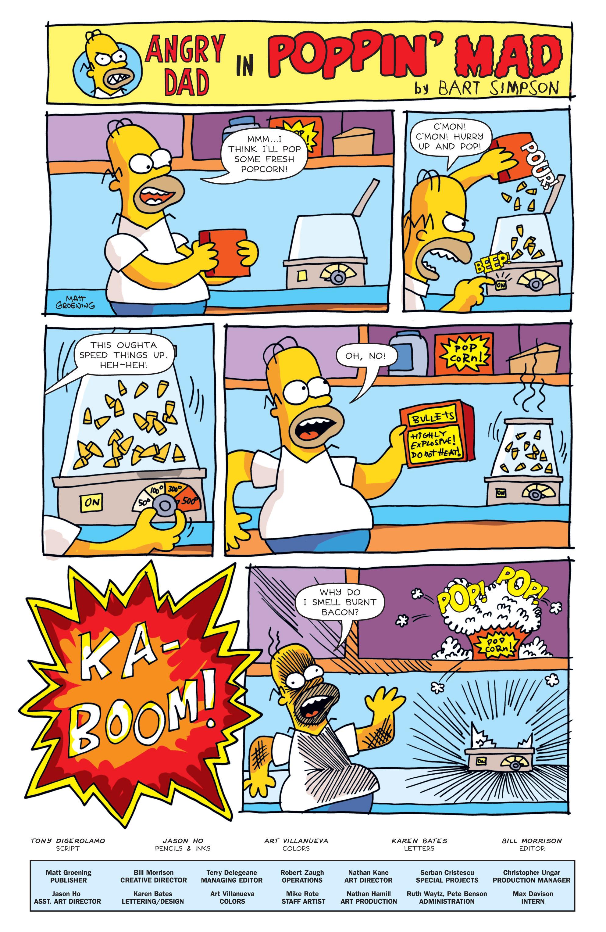 Read online Simpsons Comics comic -  Issue #180 - 26