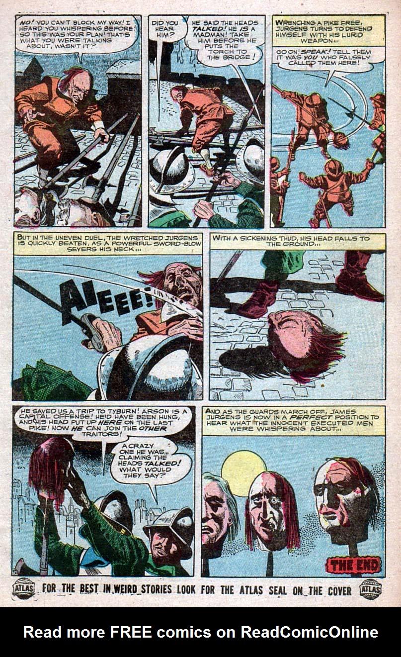 Read online Adventures into Weird Worlds comic -  Issue #28 - 6