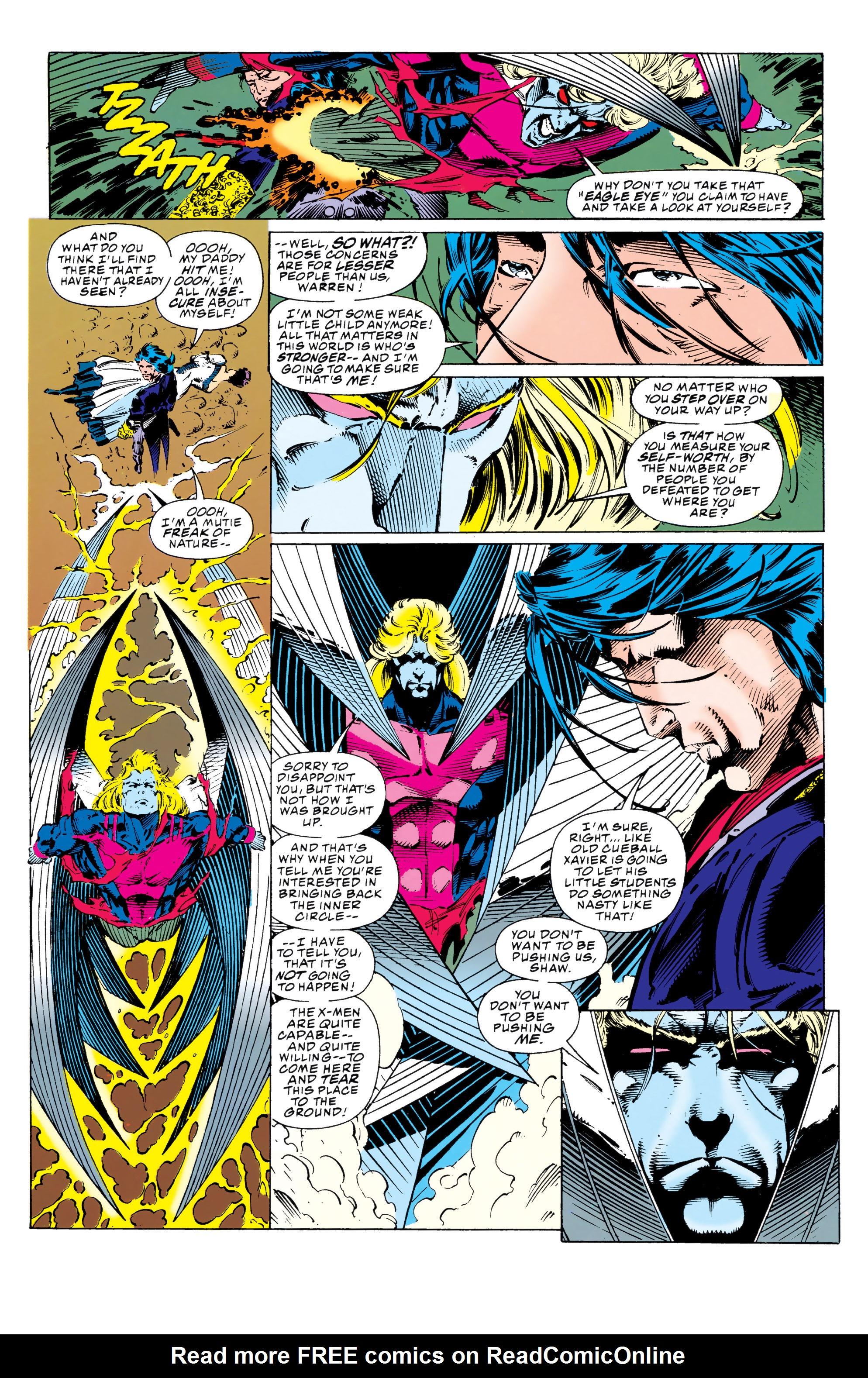X-Men (1991) 29 Page 16