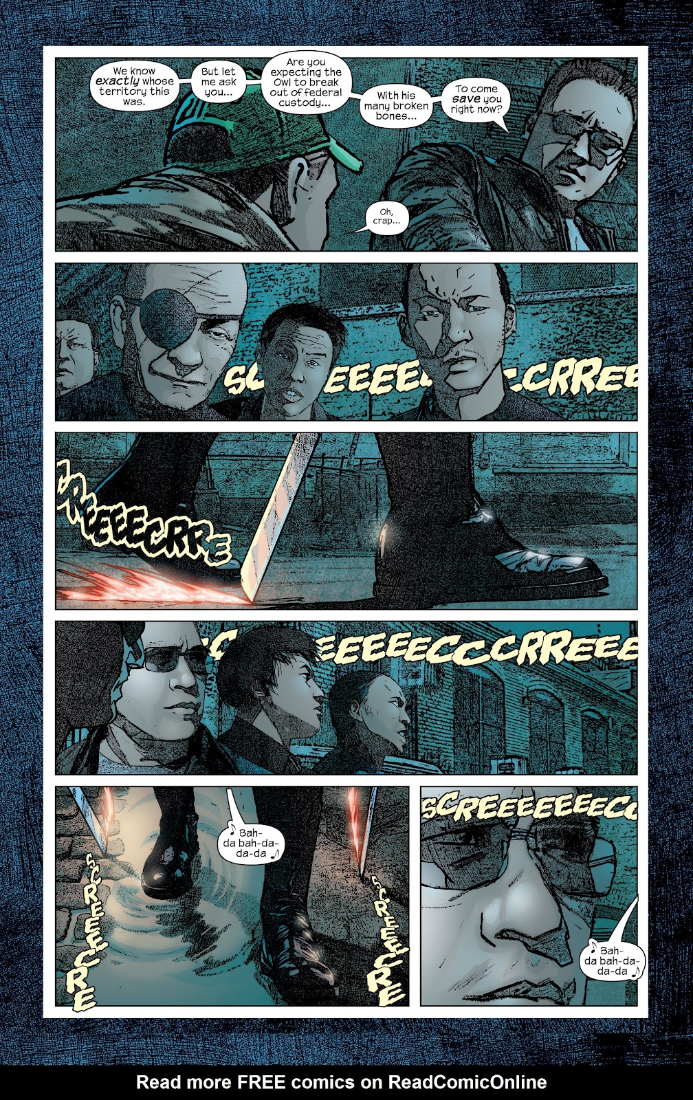 Read online Daredevil (1998) comic -  Issue # _Ultimate_Collection TPB 2 (Part 2) - 44