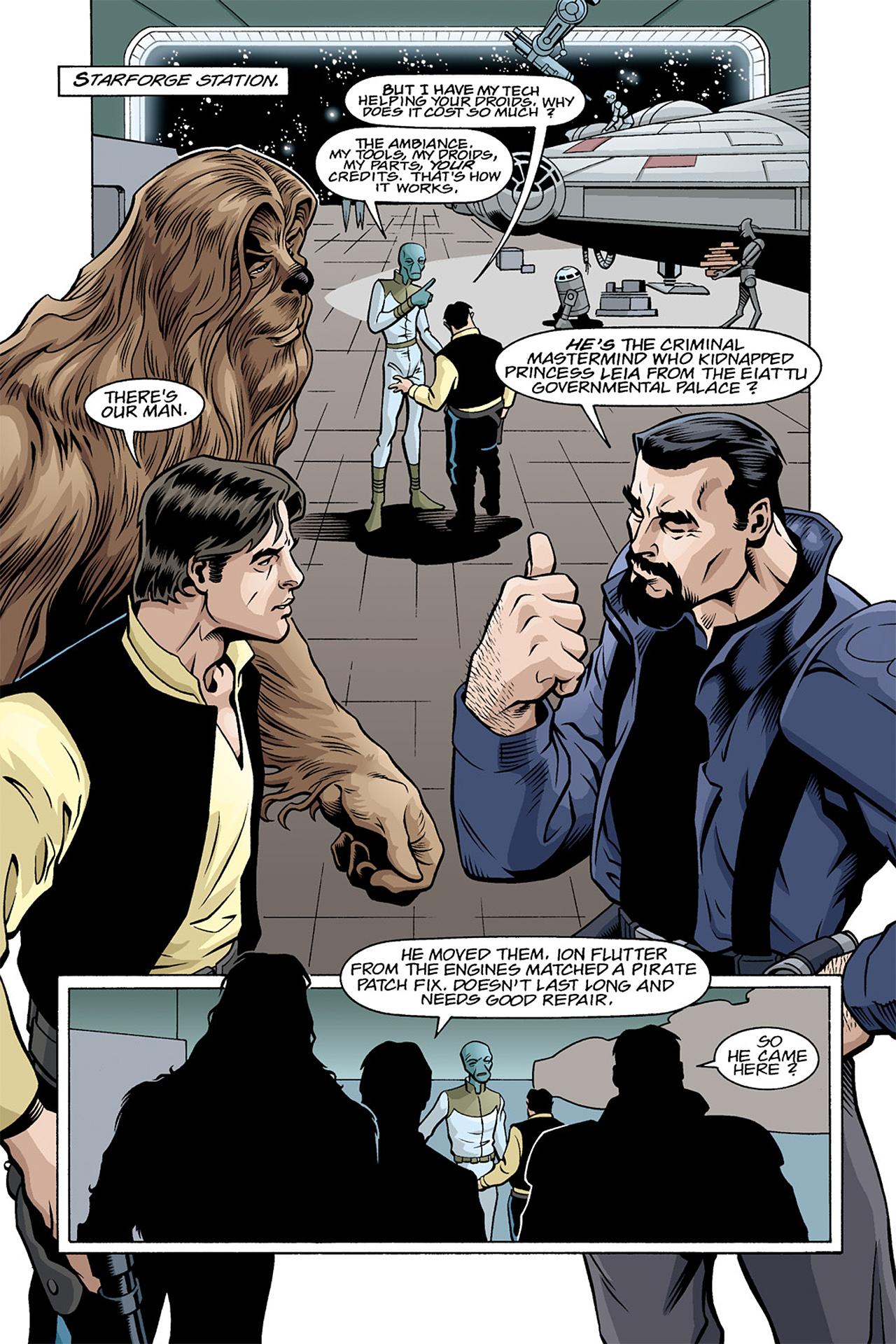 Read online Star Wars Omnibus comic -  Issue # Vol. 3 - 224