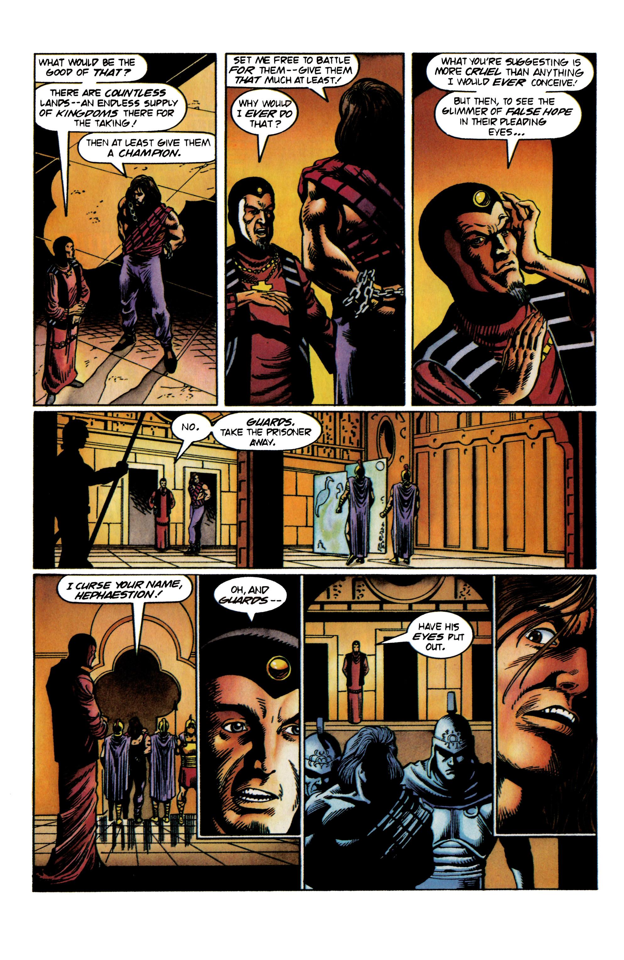 Read online Eternal Warrior (1992) comic -  Issue #23 - 6
